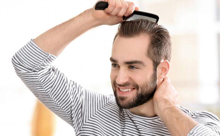 Unshaven Hair Transplant (DHI)